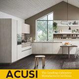 Cabinas de cocina modificadas para requisitos particulares de los muebles de la cocina de la laca del estilo de Australia (ACS2-L175)