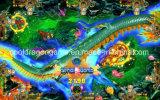 Máquina de juego de los pescados de los kits de la tarjeta del juego de la venganza del rey 3 monstruo del océano del vector de juego de arcada