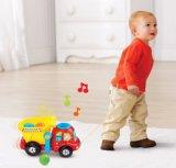 Material plástico feitas na fábrica OEM Caminhão Basculante brinquedos para crianças