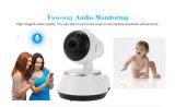 Mini macchina fotografica dell'interno domestica di vendite del IP della macchina fotografica di visione notturna 2 di modo dell'audio macchina fotografica portatile calda di WiFi
