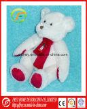 Jouet en peluche de Noël de l'ours en peluche cadeau