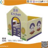 روضة أطفال دور لعبة لعب خشبيّة مطبخ لعبة مجموعة