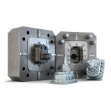 Цинк литье под давлением литье под давлением алюминия для изготовителей оборудования