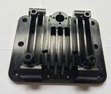 CNC die de Legering van Aluminium 7075 met het Zwarte Anodiseren machinaal bewerkt
