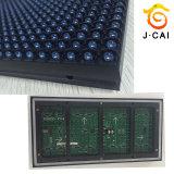 La pantalla de texto rojo único componente de la placa electrónica P10 Módulo LED