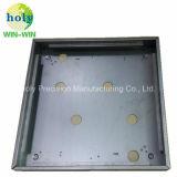 Feuille de Métal personnalisé de flexion de précision l'emboutissage de pièces avec usinage CNC