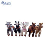 Paard van het Stuk speelgoed van Ce van Funtoys het Batterij In werking gestelde Kleine Mechanische