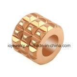 Os cordões de aço inoxidável de jóias ou bijuterias metálicas personalizadas