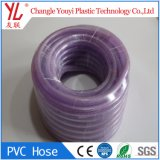 Chinesische flexible transparente Faser-umsponnener freier Raum Belüftung-Schlauch