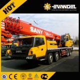 Sany Telescop hydraulique de 25 tonnes chariot mobile de la rampe d'une grue STC250