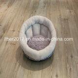 고아한 패턴 온난한 두꺼운 개 침구 애완 동물 제품 고양이 침대 호화스러운 애완 동물 소파