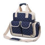 유행 아기 기저귀 책가방 부대 엄마 모성 작은 접시 어깨에 매는 가방
