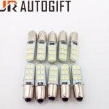 Automobile che designa la lampadina automatica della lampadina di segnalazione 12SMD di 12V 24V Ba9s 3528