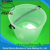 position en plastique de peinture de 1.5L 2.5L pour le pétrole de peinture