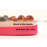 La base delle suole di scarpa antisdrucciolevoli di /EVA delle suole di scarpa di pietra molli dell'oca