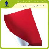 tela incatramata impermeabile della tenda del coperchio del PVC della tela incatramata rossa del Virgin 600GSM