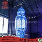 Indicatore luminoso del LED 3D Ramadan per la decorazione esterna