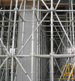 중국 공장에서 Cuplock 유형 건축 비계