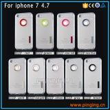 Противоударная крышка мобильного телефона TPU на iPhone 7/7 добавочных случаев
