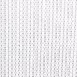 Tissu 100% frais de mode de polyester de contact de maille de Knit teint par modèle d'été
