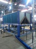 Refrigeratore modularizzato della vite raffreddato aria per condizionamento d'aria
