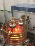 Strumentazione 120kw di indurimento di induzione di frequenza di IGBT Superaudio in azione