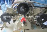 Compressor de gás portátil pequeno de Kaishan KS40 3kw/4HP 8bar