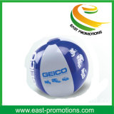 "Ballon de plage gonflable en PVC transparent 12 ""promotionnel pour jouer"
