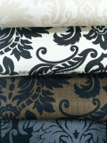 Couro sintético de PVC estilo mais vendido para decoração doméstica