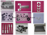 Parti dell'alluminio delle componenti lavorate alta precisione di CNC
