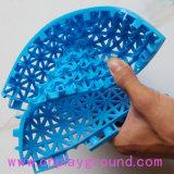 De goedkope Plastic Mat van de Koppeling van de Mat van de Mat van de Veiligheid van de Speelplaats Plastic op Voorraad (a-22901)