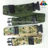 Exército de moda do tecido do cinto de segurança por grosso