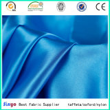 Tessuto normale del raso del rivestimento del vestito dal vestito del poliestere per l'indumento