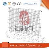 3D incurvées Treillis Soudés clôture Panneau