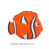 선물로 다채로운 플라스틱 수영 물고기 장난감