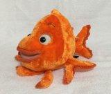 Juguete relleno suave de la felpa del Goldfish
