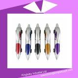 低価格の文房具のアルミニウム金属のペン0.17ドル