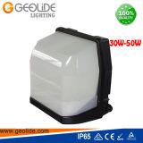 De kwaliteit maakt tot LEIDENE 30With50W Ceilight het Lichte Pak van de Muur voor Binnen & Openlucht (WL102)