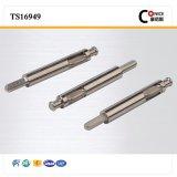 Précision d'usinage CNC usine ISO Axe à ressort