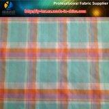 Anti-UV de nylon hilado teñido de tela para prendas de vestir