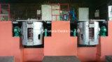 150 Kilogramm bis 60 Tonne Coreless Mittelfrequenzinduktionsofen für schmelzenden Alteisen-Stahl