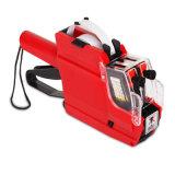Machine tenue dans la main d'étiqueteur des prix de la couleur Mx6600 rouge (MX-6600-3)