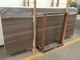 Mattonelle di marmo di legno personalizzate di fabbrica del caffè naturale di prezzi