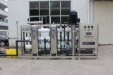 Installations industrielles de traitement des eaux et de mise en bouteille d'acier inoxydable