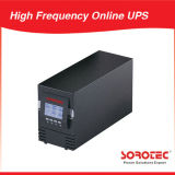 UPS de alta freqüência on-line 6-10kVA (1pH in / 1pH out)