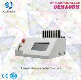 Máquina que adelgaza rápida aprobada del Portable 650nm Lipolaser del Ce médico