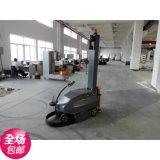 재충전용 자동적인 로봇 깔판 감싸는 기계