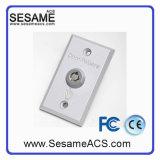 Bouton de porte en acier inoxydable avec rétro-éclairage (SB7-Squ)