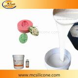 蝋燭石鹸型の作成のための液体RTV2シリコーンゴム