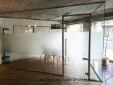 أستراليا معياريّة مزدوجة يليّن زجاجيّة مانع للصوت مكتب حاجز باب